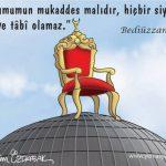 """Nurculukta """"devleti ele geçirme"""" hedefi yok"""